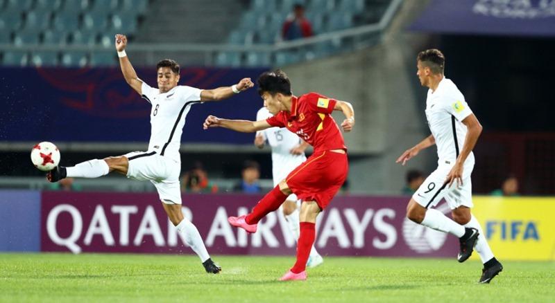 FIFA: 'Con rồng U20 Việt Nam khiến đối thủ sợ hãi'