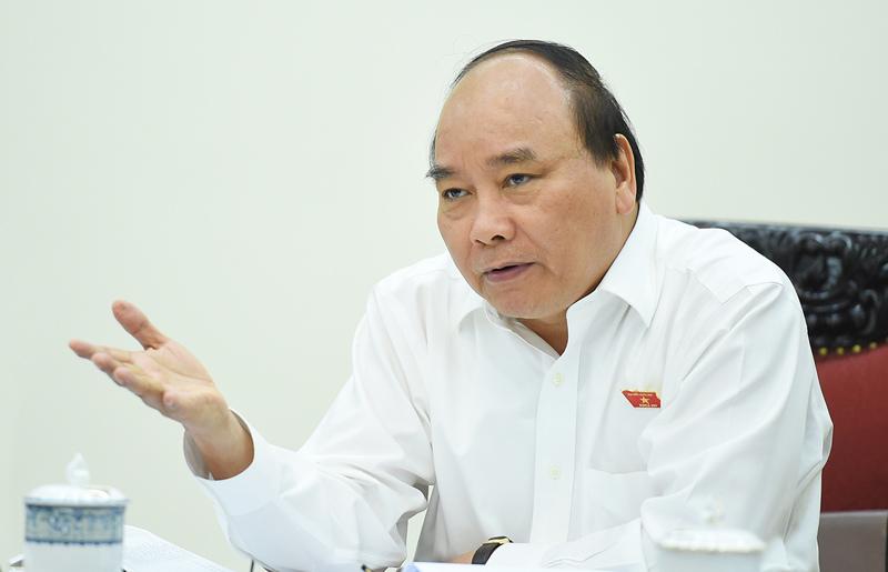 Thủ tướng, Thủ tướng Nguyễn Xuân Phúc, Nguyen Xuan Phuc, tăng trưởng GDP
