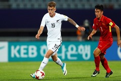HLV U20 New Zealand khen U20 Việt Nam hết lời