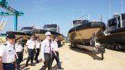 Mỹ chuyển giao 6 xuồng tuần tra cho Cảnh sát biển Việt Nam
