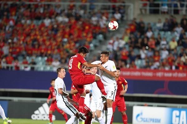 U20 Việt Nam, U20 New Zealand, U20 Việt Nam vs U20 New Zealand, U20 thế giới, HLV Hoàng Anh Tuấn