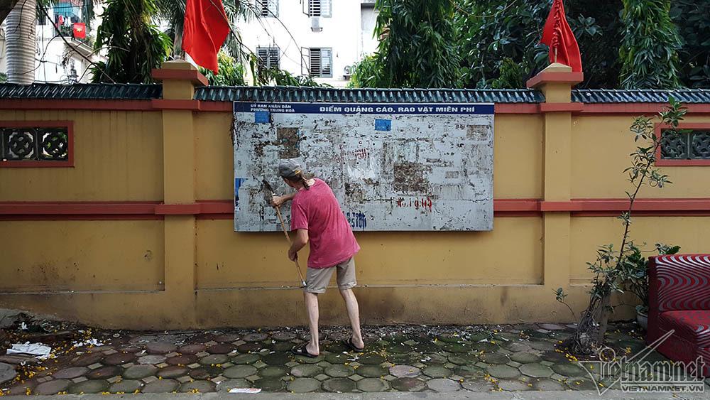 cựu binh Mỹ, Hà Nội