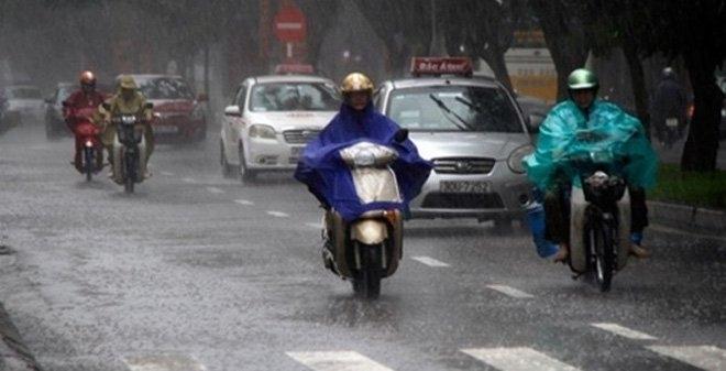 Dự báo thời tiết 23/5: Miền Bắc nắng rát 38 độ, chiều tối mưa to