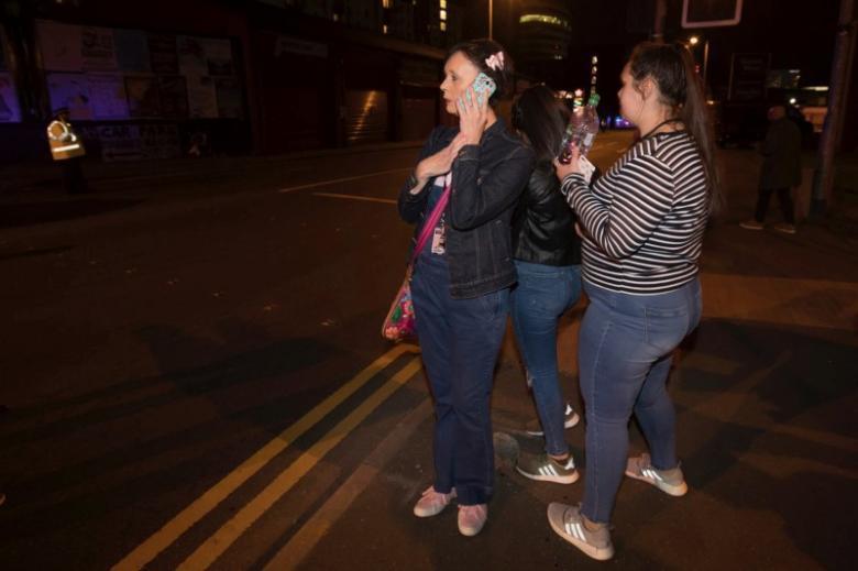 Nổ lớn tại Anh, ít nhất 19 người thiệt mạng