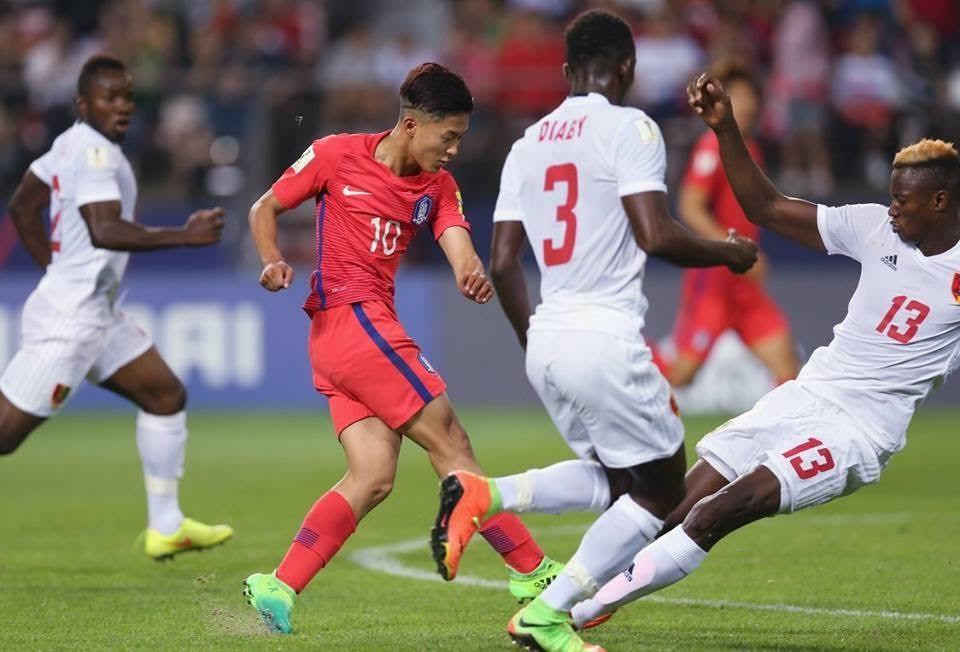 U20 Hàn Quốc, U20 Argentina
