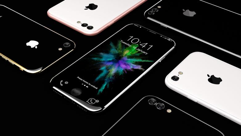 Giá iPhone 8 có thể không đắt như đồn đoán
