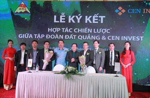 CenInvest và Đất Quảng hợp tác phát triển BĐS Nam Đà Nẵng