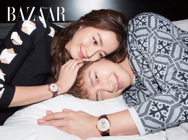 Kim Tae Hee và Bi Rain đón tin vui