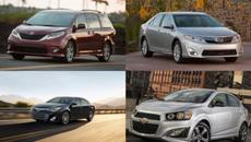 Những mẫu xe cũ được tin dùng nhất có giá dưới 500 triệu đồng