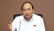Thủ tướng: Một số luật cần cân nhắc kỹ hoàn cảnh xã hội