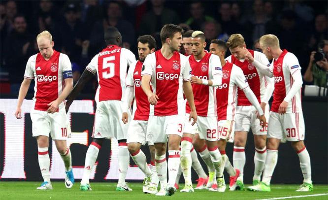 MU, Ajax, Europa League