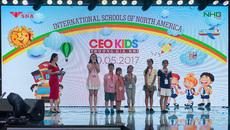 Trẻ em tập làm CEO trong Ngày hội Thương gia nhí