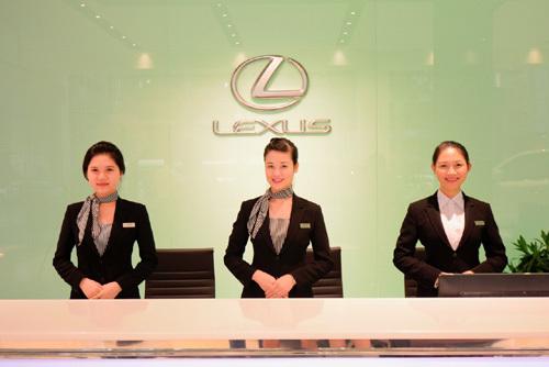 Trải nghiệm tuyệt vời mang tên Lexus