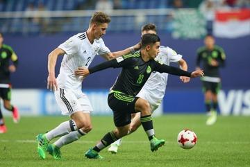Hòa Mexico, U20 Đức nguy cơ sớm bật bãi khỏi U20 World Cup