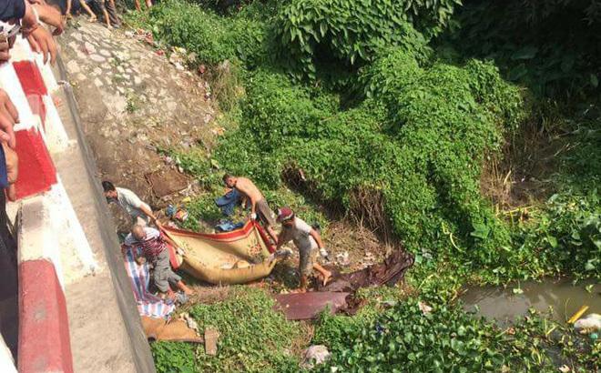 Bắt nghi can giết người phi tang xác xuống sông