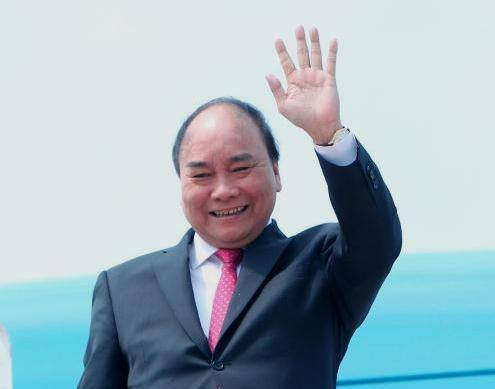 Thủ tướng thăm Mỹ, Thủ tướng Nguyễn Xuân Phúc, Nguyễn Xuân Phúc