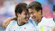U20 Uruguay vs U20 Nhật Bản: Tinh thần châu Á