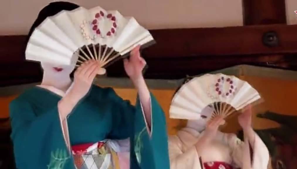 Đi tìm chân dung của các kỹ nữ hạng sang ở Nhật