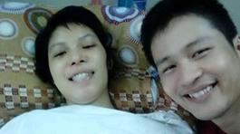 Xúc động câu chuyện của mẹ 9X bị u não vẫn quyết giữ thai và sinh con