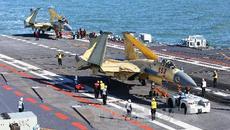 Tại sao TQ không thể soán ngôi đầu của hải quân Mỹ?