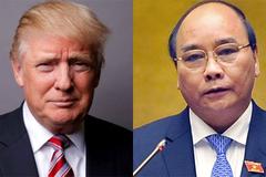 Tổng thống Trump sẽ tiếp Thủ tướng Nguyễn Xuân Phúc ngày 31/5