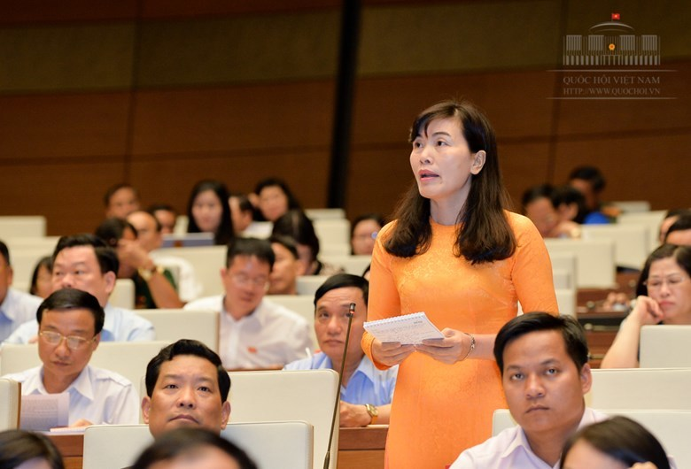 Bôi nhọ lãnh đạo Đảng, Nhà nước: Đề nghị xử hình sự