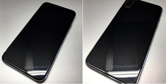 [VietnamNet.vn] iPhone 8 lộ diện bản thiết kế cuối cùng qua video thực tế?