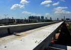 Tuyến metro số 1 của TP.HCM có nguy cơ chậm tiến độ