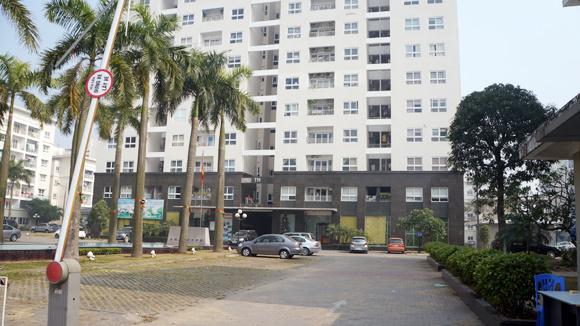 nhà ở xã hội, mua bán nhà ở xã hội, chung cư Hà Nội