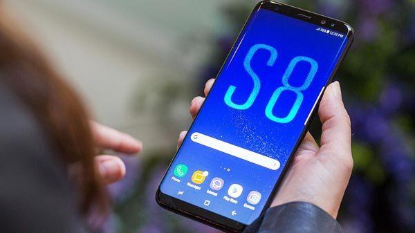 [VietnamNet.vn] Có thể bẻ khóa Galaxy S8 bằng ảnh chụp hồng ngoại?