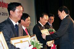 Huỷ bỏ huân chương Lao động của Trịnh Xuân Thanh