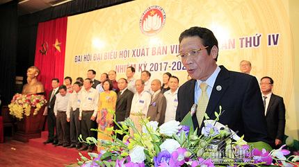 Ông Hoàng Vĩnh Bảo làm Chủ tịch Hội Xuất bản Việt Nam