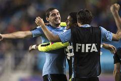 Hạ đẹp U20 Nhật Bản, U20 Uruguay bay vào vòng 1/8