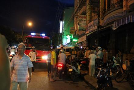 Nổ lớn tại khách sạn ở Nha Trang, 1 phụ nữ tử vong