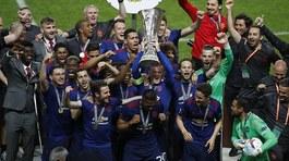 Những khoảnh khắc đưa MU trở lại Champions League