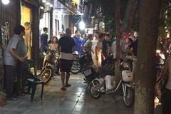 Truy sát trong shop quần áo phố Hàng Bông: Người vợ tử vong