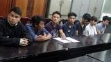 Bắt giữ 8 thanh niên đập phá hàng loạt ô tô ở Đà Nẵng