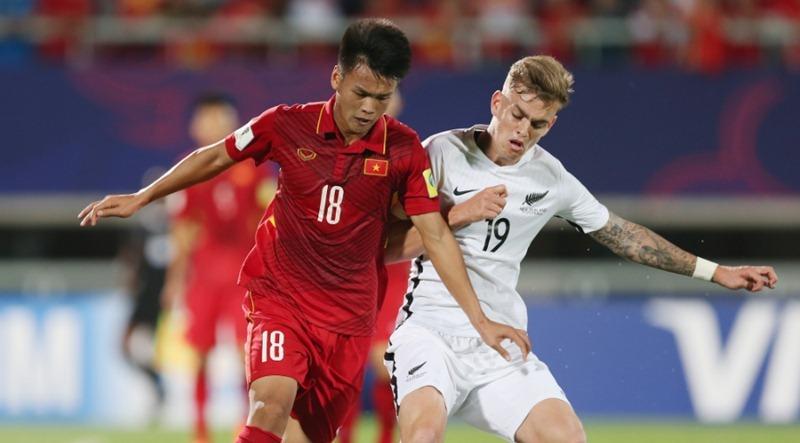 Link xem trực tiếp U20 Việt Nam vs U20 Pháp