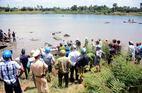 Rủ nhau tắm sông, 4 học sinh chết đuối thương tâm