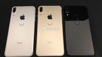 Hình ảnh iPhone 8 rò rỉ mới nhất: Ác mộng