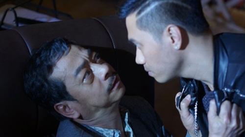 'Người phán xử' tập 19: Phan Hải nổi dậy, ông trùm bất lực