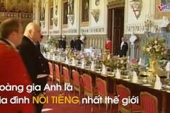 Bí mật không ngờ đằng sau căn bếp Hoàng gia Anh