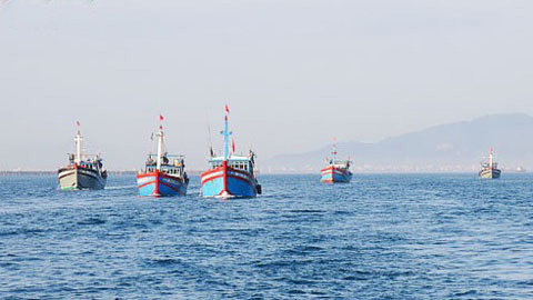 tàu cá, ngư dân, tàu kiểm ngư, Indonesia