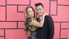Ca sĩ Thanh Hà không sợ bạn trai ghen khi tình tứ MC Nguyên Khang