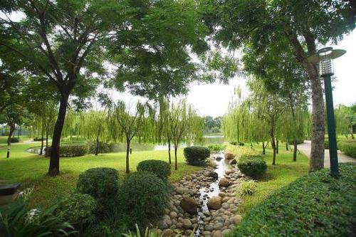 Khu đô thị Celadon City - chốn bình yên giữa Sài thành