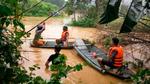 Hà Tĩnh: Mưa lũ ập về, 1 người bị nước cuốn mất tích