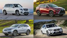 700 triệu đồng mua SUV cũ hạng sang nào tốt nhất?