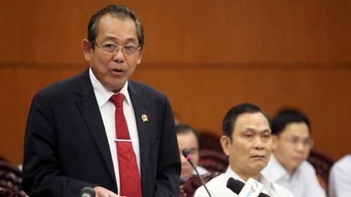 Bổ nhiệm 'thừa' cấp phó, Phó Thủ tướng yêu cầu làm rõ