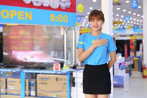 Khai trương thần tốc: 1 tháng, 102 siêu thị Điện máy xanh