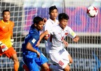 Chơi thiếu người, U20 Việt Nam thua đậm U20 Pháp